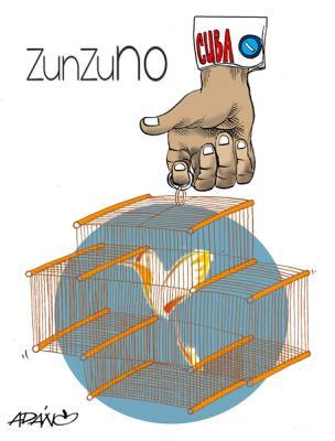 #Bayoftweets #Cuba Insólito: Jefe de la USAID afirma que no sabe quién creó el ZunZuneo