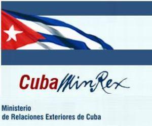 Declaración de la Directora General de Estados Unidos del Ministerio de Relaciones Exteriores de #Cuba, Josefina Vidal Ferreiro
