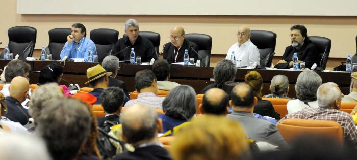 """#CubaUnidadyCultura """"La UNEAC es el Moncada de la cultura"""""""