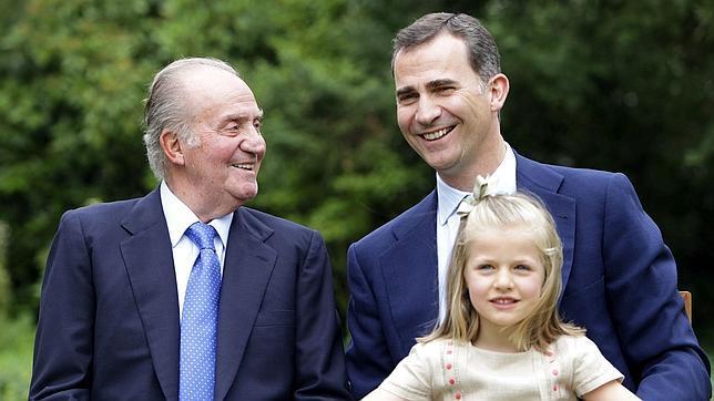 Comenzó proceso de sucesión real en España