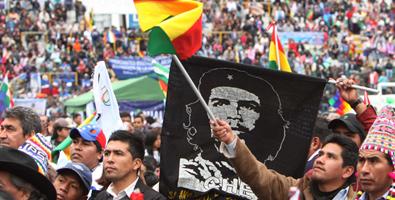 #Cuba Discurso pronunciado por Raúl en acto de masas en Bolivia