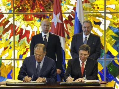 Diez nuevos instrumentos de cooperación entre #Cuba y Rusia