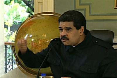 Maduro destacó el lanzamiento de teleSUR en inglés