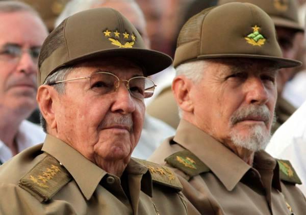 #Cuba Presidió Raúl Castro acto central por el 26 de Julio