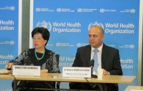 OMS y #Cuba llaman a incrementar esfuerzos frente al ébola