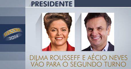 Elección presidencial brasileña se decidirá en balotaje