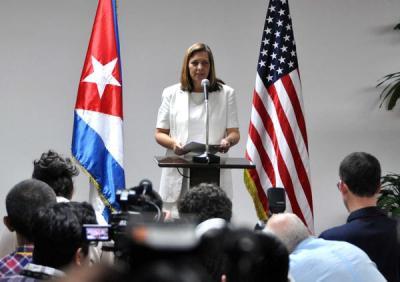 #Cuba y EE.UU. ratifican voluntad de seguir dialogando