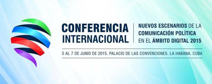 #TIChabana2015 Inicia hoy en #Cuba evento internacional sobre comunicación política