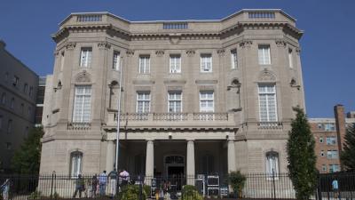 #Cuba y EEUU ya tienen Embajadas  #USCuba