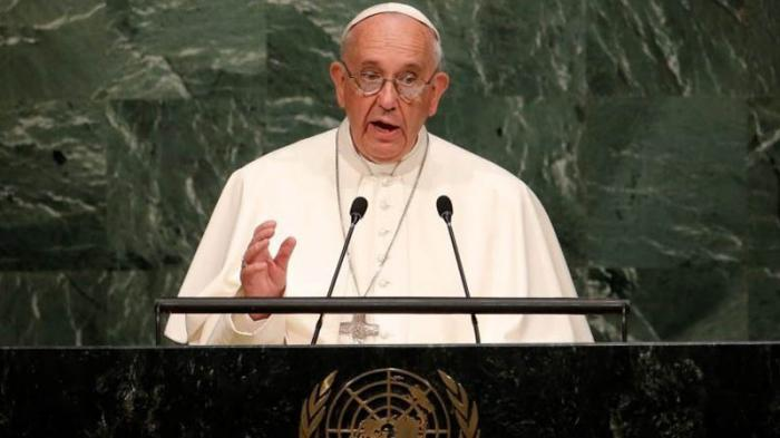 Aboga el Papa en la ONU por un mundo sin exclusión (+AUDIO)