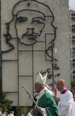 Preparan libro sobre la visita del #PapaFrancisco a #Cuba (+Fotorreportaje resumen)