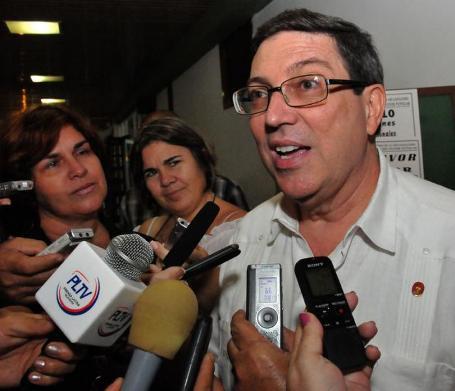Canciller Bruno Rodríguez: #Cuba por una solución adecuada y rápida para migrantes en Costa Rica