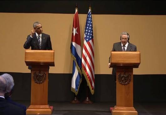 Raúl Castro y Barack Obama: Lograremos convivir civilizadamente