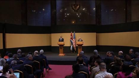#Cuba Amplia repercusión internacional de declaraciones de Raúl y Obama