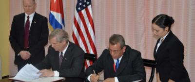 #Cuba y EE.UU. firman memorando sobre agricultura