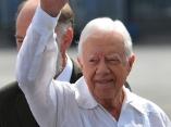 Carter en La Habana