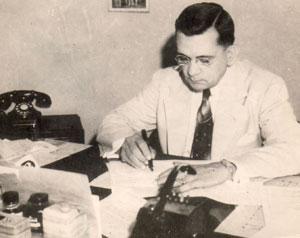 Luis Casas Romero, fundador de la radio cubana