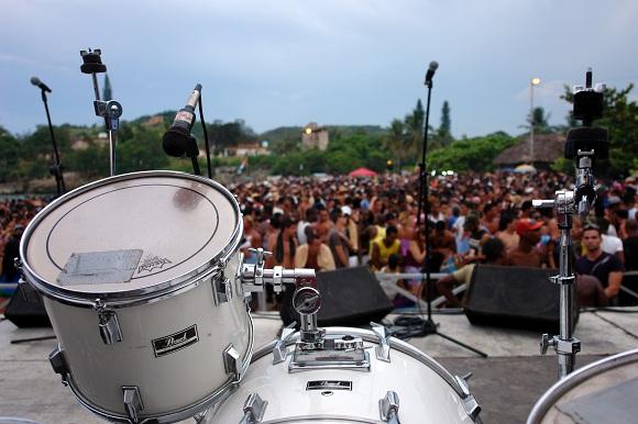 Festival Verano en Jibacoa, Cuba agosto del 2011_07