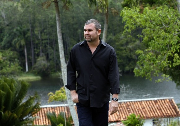El agente Robin. Foto: Ismael Francisco.