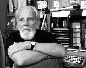 Orlando Castellanos, creador del espacio Formalmente informal
