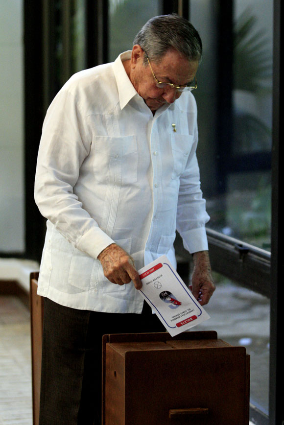 Votacion comite central