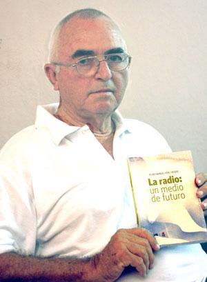 Pedro Pérez, especialista en medios comunicativos