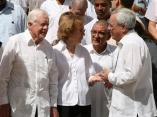Carter en La Habana Vieja