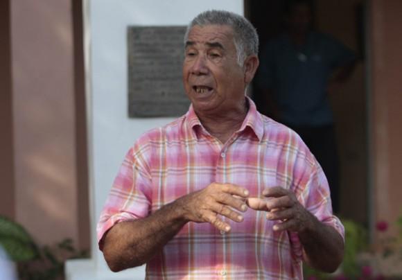 Carlos (el chino) Escalante Gómez, victima del ataque terrorista a  Boca de Samá, el 12 de octubre del 71. Foto: Ismael Francisco