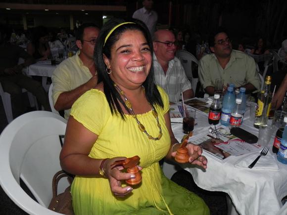Elsida González, Directora de Música de la EGREM.