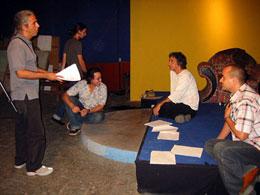 Gustavo Sánchez-Larrea y Baudilio Espinosa, entre otros